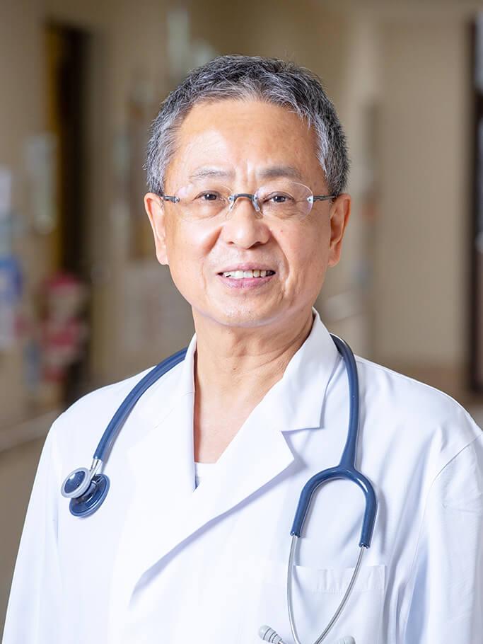 理事長 後藤 憲文医師