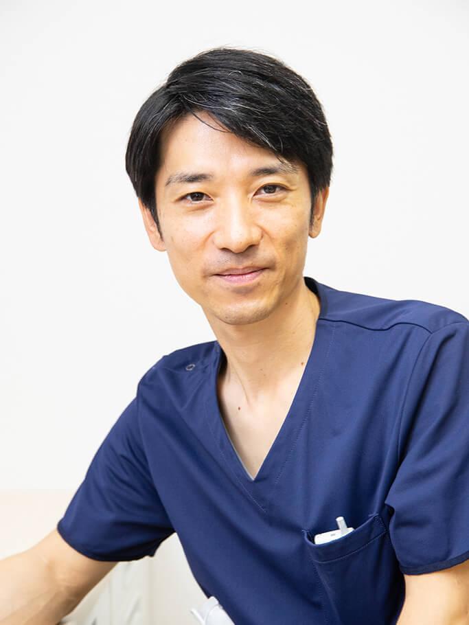 消化器科部長 豊田 亮医師